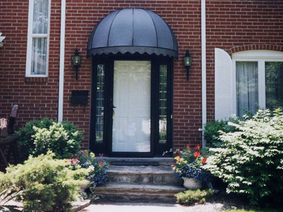 House Awnings For Doors And Windows : Window and door awnings